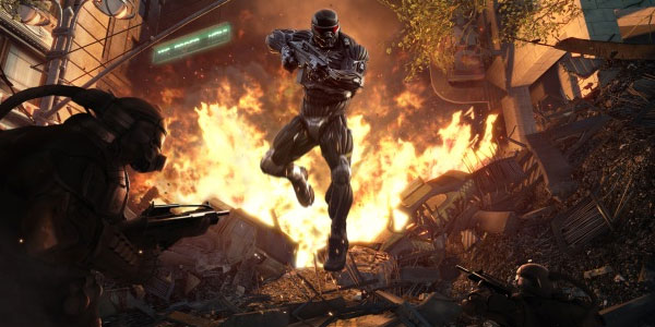 First Look At Crysis 3
